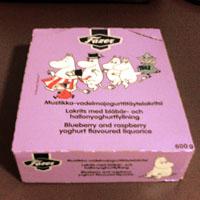 ムーミンのかわゆい箱