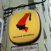 ユリウスマインルマークのカフェ